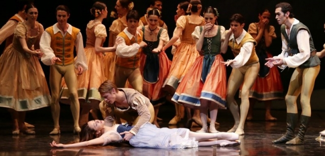 VI International Ballet Festival in the Kremlin - Giselle